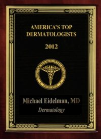 Michael-Eidelman-Americas-Best-Dermatologist-2012