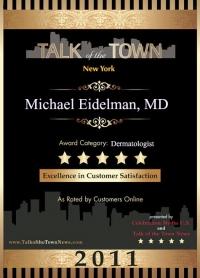 Best-Dermatologists-New-York-2011-michael-eidelman