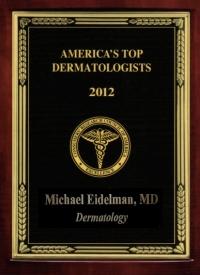 Michael-Eidelman-Americas-Best-Dermatologist-2012