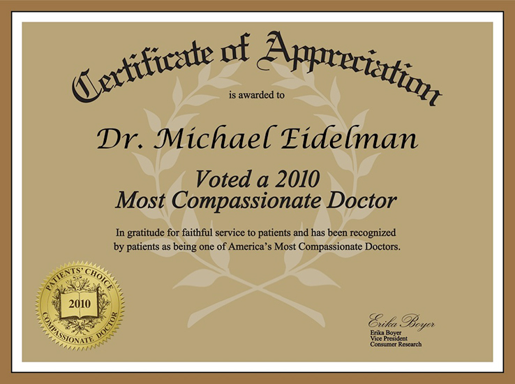 Best Dermatologist New York 2010
