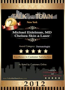 Best Dermatologists New York 2012