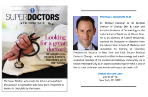 Michael Eidelman Top Doctor NY SUPER DOCTOR