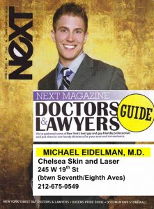 Next Magazine Dr. Michael Eidelman